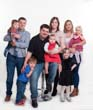 family portraits done in hull studio